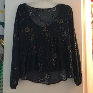 Tops - Floral Blouse from Boutique